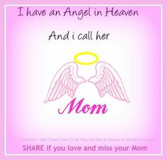 @ those who love and miss my mom