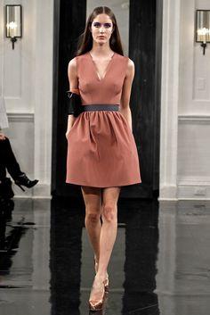 Victoria Beckham - Spring 2011 Ready-to-Wear