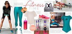 O verão está chegando - hora de se exercitar para aproveitar muito!