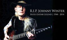 Johnny Winter, Blues Guitar Legend, Dead at 70