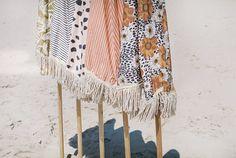 Beach Umbrellas | Weekend Vibes & Beach Essentials ☼ Sunday Supply Co.