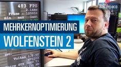 Mehrkernoptimierung in Wolfenstein 2 mit Hunderten von Fps| PCGH Raw & Uncut https://youtu.be/oKRdeltq7sY