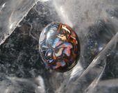 """opale boulder d'Australie matrix cabochon """"picasso"""" : Perles pierres Fines, Minérales par litho-fun"""