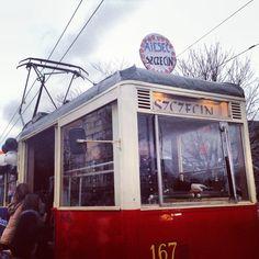 Happy Tram by AIESEC Szczecin