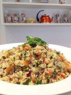 Petit Comite _Tabule de quinoa