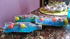 Il mare in bottiglia - Arcobaleno. Il pesciolino più bello di tutti i mari.   COCO...tra coccole e colori...