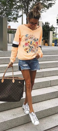 93  Amazing Spring Outfits To Try Now #spring #outfit #style Visit to see full collection