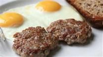 Homemade Beef Breakfast Sausage Patties can alter recipe amount and it calculates recipe for you