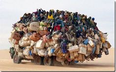 A slow bus ride...  image of people on bus - Google Search