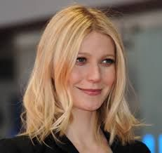 Gwyneth Paltrow - wrote a cookbook married to Chris Martin, the lead vocalist of Coldplay. They have two children together, Apple and Moses. author of two cookbooks: My Father's Daughter: Delicious, Easy Recipes Celebrating Family & Togetherness, and It's All Good.