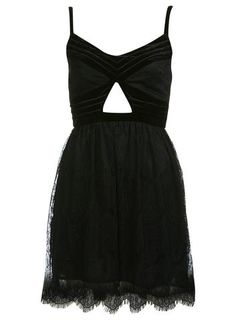 Pretty Velvet Dress - Keep.com