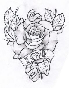 Rose and Love by ~TeroKiiskinen on deviantART