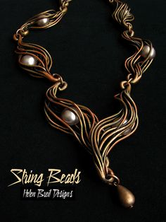 Awesome Free on-line Tutorial: String Beads by Helen Breil