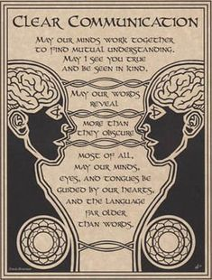 Wiccan House Blessings Poster or Book of Shadows Page Wicca Pagan Witchcraft in Collectibles, Religion & Spirituality, Wicca & Paganism Clear Communication, Communication Quotes, Communication Relationship, Relationship Games, Communication Process, Relationship Prayer, Effective Communication, Magick Spells, Real Spells