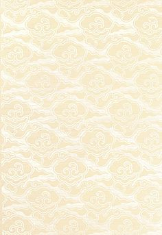 Cirrus Clouds in Blanched 5006061 | Celerie Kemble Collection
