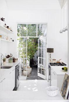 Bolig: En hvid oase | Mad & Bolig