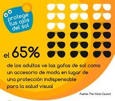 No cometas el error de pensar que las #gafasdesol sólo son moda. Son imprescindibles para tu #saludvisual. Se consciente de ello y asesórate en #ZamoraVisiónÓptica en Avenida de las Tres Cruces, 5, Zamora.  www.zamoravision.es