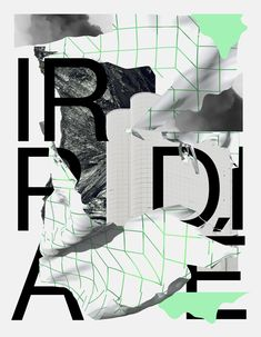 L'atelier Irradié is a multidisciplinary creative studio founded in 2016 by brothers Alain and Laurent Vonck. It brings visual and conceptual solutions in the fields of graphic design, art direction, and digital design. Graphic Design Posters, Graphic Design Typography, Graphic Design Inspiration, Graphic Art, Type Posters, Book Design, Design Art, Print Design, Deco Design