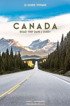 Canada: practical and essential guide to the west Voyage Usa, Voyage Canada, Road Trip Usa, Road Trip Canada, Calgary, Pvt Canada, Vancouver, Travel Book Layout, Travel Photographie