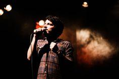 Lançamento disco Porcas Borboletas - Teatro Rondon Pacheco 11/08/2012 Foto: Luiza Guedes