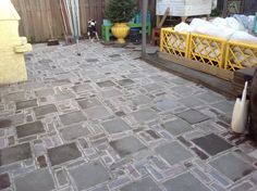 Paving on a budget