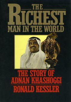 ... about Adnan Khashoggi on Pinterest   Poor You, Boss and Ivana Trump