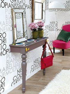 Ideas geniales para decorar el recibidor