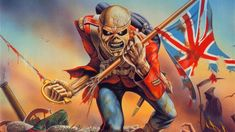 Eddie - Iron Maiden Wallpaper (39057479) - Fanpop