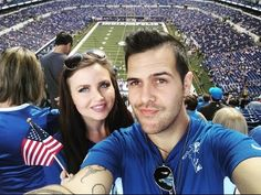 VLOG 009 - Colts Game and Renovation Update!