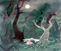 Deja View: Mary Blair Cinderella Art