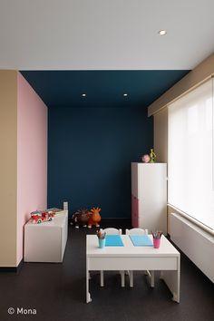 Thiry Paints Inspiratie: MONA kleuren kinderkamer