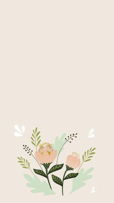 Flower Phone Wallpaper, Iphone Background Wallpaper, Cool Wallpaper, Simple Wallpapers, Pretty Wallpapers, Aesthetic Pastel Wallpaper, Aesthetic Wallpapers, Minimalist Wallpaper, Flower Backgrounds