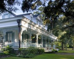 Said to be THE MOST haunted house in America, The Myrtles Plantation was reportedly home to some 20 murders and mysterious deaths. Today, it is run as a bed and breakfast. The Myrtles Plantation.