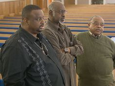 Clergymen Honored For Work At Crime Scenes
