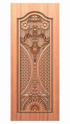 64 ideas for modern front door entrance white Single Door Design, Wooden Front Door Design, Double Door Design, Wooden Front Doors, Room Door Design, Door Design Interior, Entrance Doors, The Doors, Panel Doors
