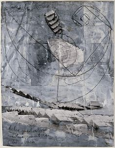 artnet Galleries: Freimaurer / Freemason by Anselm Kiefer from Galerie Thomas Modern
