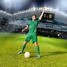 Realistic Graphic DOWNLOAD (.ai, .psd) :: http://hardcast.de/pinterest-itmid-1006560084i.html ... soccer time ...  activity, adults, ball, club, competition, competitive, field, fit, foot, football, game, goal, grass, league, man, person, player, scoring, shooting, soccer, sports, uniform  ... Realistic Photo Graphic Print Obejct Business Web Elements Illustration Design Templates ... DOWNLOAD :: http://hardcast.de/pinterest-itmid-1006560084i.html