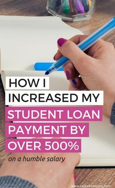 Only have enough money to pay the bare minimum on your student loans? Here's how to budget and increase your student loan payment. Save money tips | save money ideas | frugal living hacks | frugal living ideas | budgeting Student Loan Payment, Student Loans, Money Tips, Money Saving Tips, Saving Ideas, College Checklist, Financial Information, Frugal Living Tips, Budgeting Finances