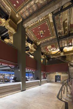 Palace Theatre Renovation / Oertel Architects