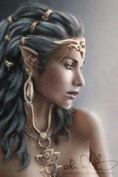 Elf Princess!