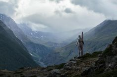 French Photographer's Stunning Landscapes Feature Your Favorite Solitary Superheroes