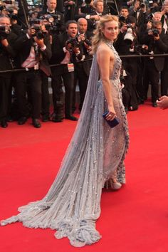 Diane Kruger. See all the best looks from the 2015 Cannes Film Festival.