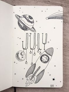 Travel Journal | Bullet Journal | Notzibuch
