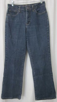 St John's Bay Jeans Size 10 Short 29x28 Boot Cut Free Shipping #StJohnsBay #BootCut