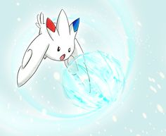 Togekiss - fairy & flying type Capable of beautiful moves great for contest battles Pokemon Fairy, Pokemon Live, Pokemon Stuff, Flying Type, Pokemon Champions, Types Of Fairies, Pokemon Images, Weird Creatures, Catch Em All