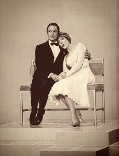 Gene Kelly & Julie Andrews - Two of my absolute faves!!