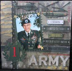 Army - Scrapbook.com