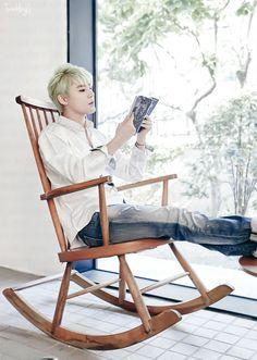 Kim Junsu in 'Scene PLAYBILL' Magazine (July 2015) ❤️ JYJ Hearts