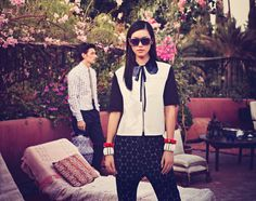 H&M's latest designer collaboration is with Italian label Marni for the spring 2012 campaign