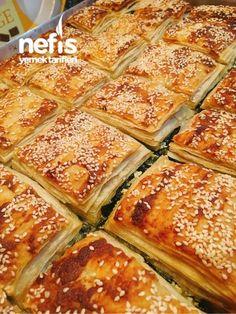 Most Delicious Crispy Pastry - Gebäck Pastry Recipes, Cake Recipes, Turkish Recipes, Ethnic Recipes, Breakfast Tea, Middle Eastern Recipes, Iftar, Snacks, Bread Baking